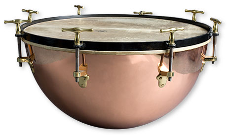 23-inch Henry Potter Traditional Timpani
